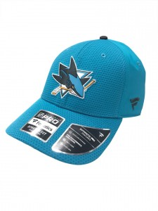 Kšiltovka San Jose Sharks Authentic Pro Rinkside