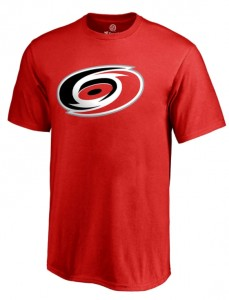 Tričko Carolina Hurricanes Iconic Primary Logo