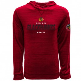 Mikina Chicago Blackhawks Static Hood