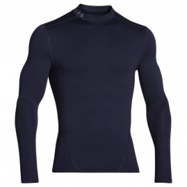 Kompresní Tričko Under Armour EVO CG Compression LS Mock