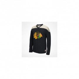 Tričko Chicago Blackhawks L/S Crew