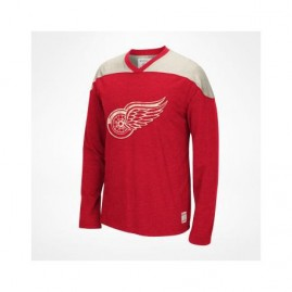 Tričko Detroit Red Wings L/S Crew