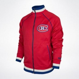 Mikina Montreal Canadiens Track Jacket