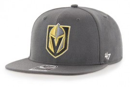Snapback Vegas Golden Knights No Shot '47 Captain