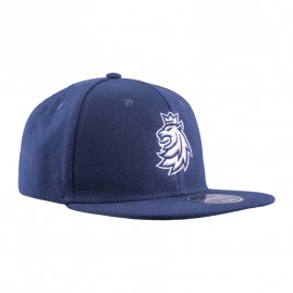 Snapback Czech Hockey Navy Lev