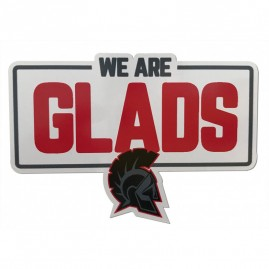 Samolepka We Are Glads