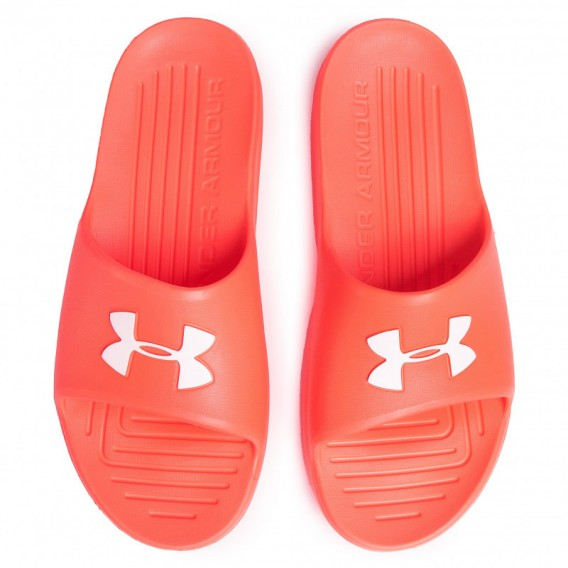 Pantofle Under Armour Core Red