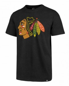 Tričko Chicago Blackhawks 47' Club Tee
