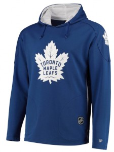 Mikina Toronto Maple Leafs Franchise Overhead Hoodie