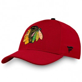 Kšiltovka Chicago Blackhawks Authentic Pro Rinkside