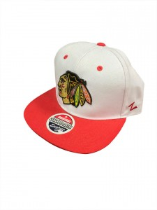 NHL Snapback Chicago Blackhawks Zephyr Z11