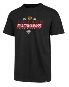 Tričko Chicago Blackhawks '47 Club Tee GS19