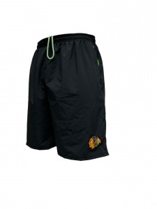Kraťasy Chicago Blackhawks TNT Black
