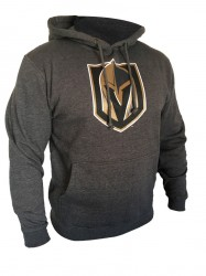 Mikina Vegas Golden Knights Core Logo Hood