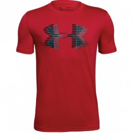 Dětské Tričko Under Armour Tech Big Logo Solid Tee