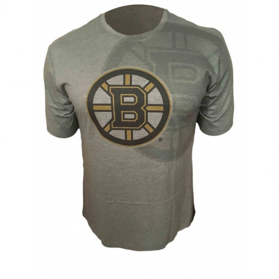 Tričko Boston Bruins Shadow Logo Tee