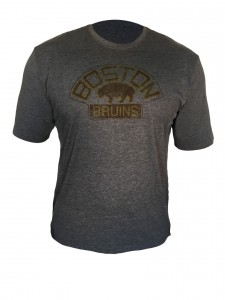 Tričko Boston Bruins Retro Tee