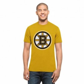 Tričko Boston Bruins '47 Splitter Tee