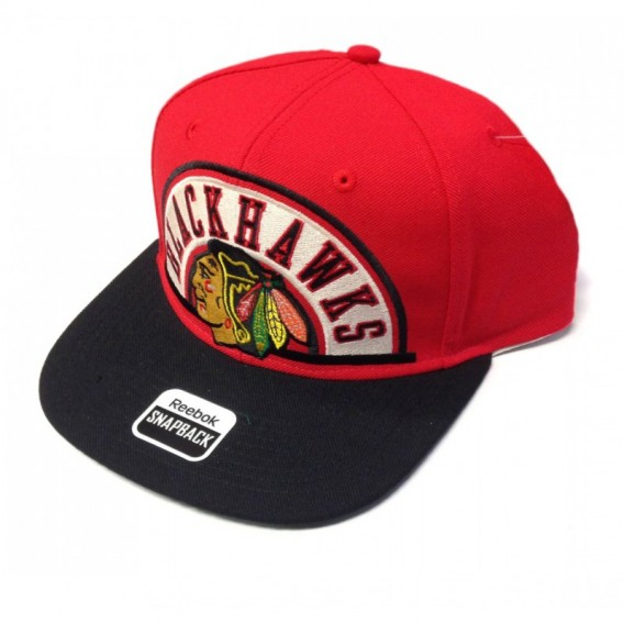 Snapback Chicago Blackhawks Arched