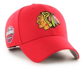 Kšiltovka Chicago Blackhawks Sure Shot '47 MVP Global Series