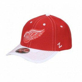 Kšiltovka Detroit Red Wings Zephyr Staple