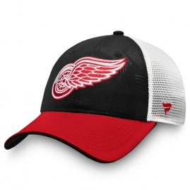Kšiltovka Detroit Red Wings Iconic Trucker