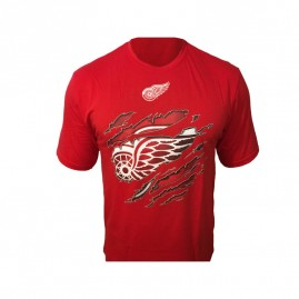 Tričko Detroit Red Wings Ripped