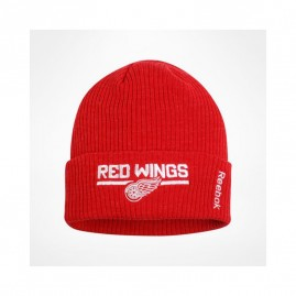 Zimní Čepice Detroit Red Wings Locker Room Knit