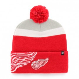 Kulich Detroit Red Wings Mokema '47 Cuff Knit