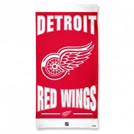 Ručník Detroit Red Wings Fibre Beach Towel 75x150cm