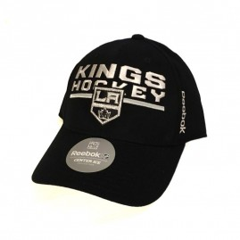 Kšiltovka L.A.Kings Locker Room Flex Cap