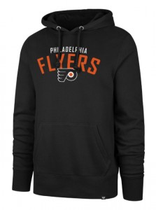 Mikina Philadelphia Flyers Outrush '47 Headline Pullover Hood