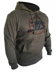 Mikina Winnipeg Jets Retro Hood