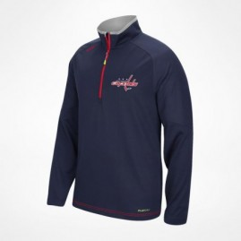 Mikina Washington Capitals CI 1/4 Zip B-lay